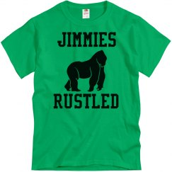 Jimmies Rustled Gorilla