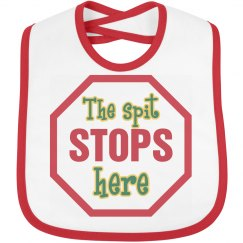 The Spit Stops Here