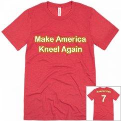 Make America Kneel Again
