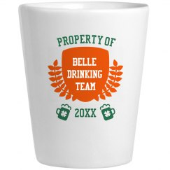 Property of Belle
