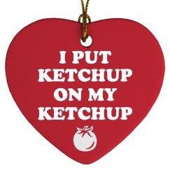 Ketchup on Ketchup