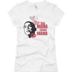 This Mama Loves Obama