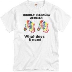Rainbow Zebra X2