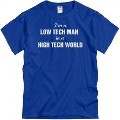 Low Tech Duck Man