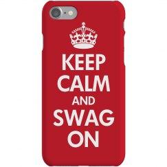 Keep Calm & Swag On