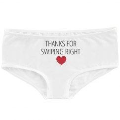 Funny Girlfriend Gift Panties