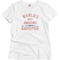 Amazing Babysitter