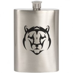 Leopard Flask