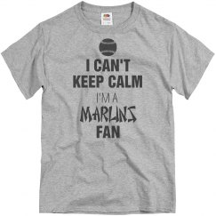 Marlins fan shirt