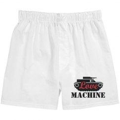 Love Machine Boxers