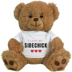Sidechick Valentine's Day Gift