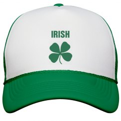Irish Shamrock Hat