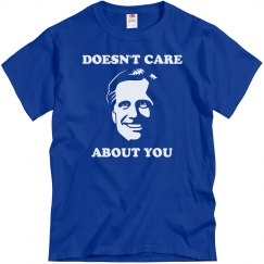 Mitt Doesn't Care