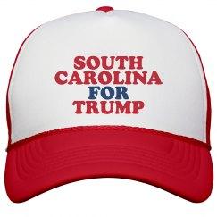 South Carolina for Trump