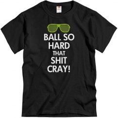 Keep Calm That Cray
