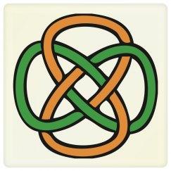 St Particks Celtic Knots