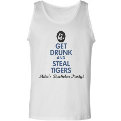 Steal Tiger Tank