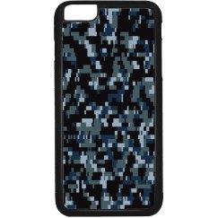 Digital Camo iPhone Case