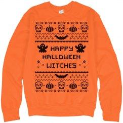 Happy Halloween Witches