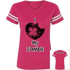 I Heart My Zombie for her