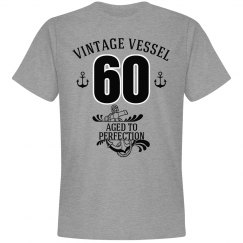 Nautical 60th birthday