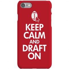 Keep Calm & Draft On