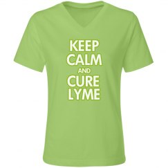 Keep Calm and Cure Lyme