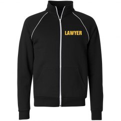 Lawyer Track Jacket