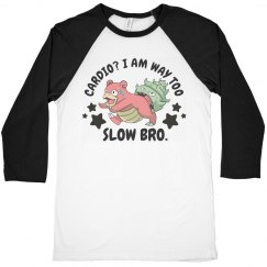 I Run, But I'm Slow Bro