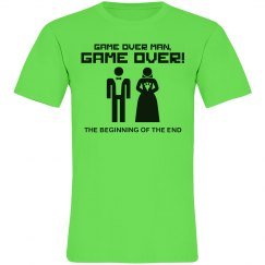 Game Over The End