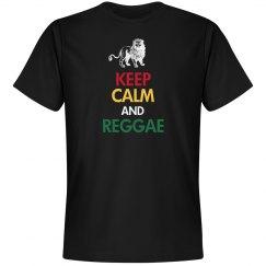 Keep Calm and Reggae