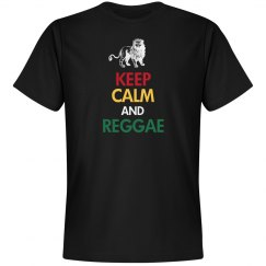 Keep Calm and Reggae