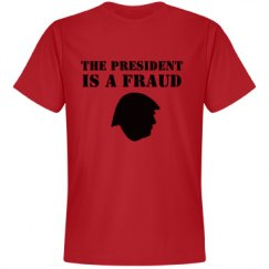 The President is a Fraud