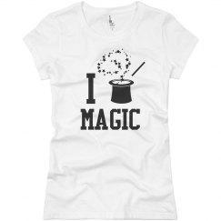I Love Magic T-Shirt