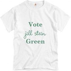 Jill Stein Vote Green