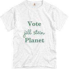 Jill Stein Vote Planet