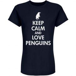 Keep Calm & Love Penguins
