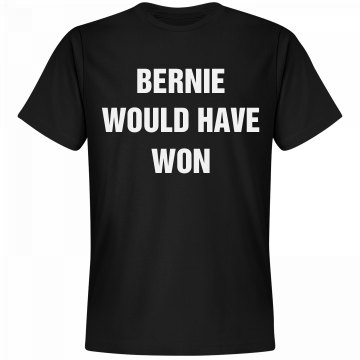 Bernie Would Have Won Against Trump