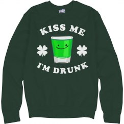 Kiss Me I'm Drunk Shot