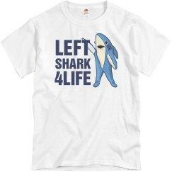 Left Shark For Life