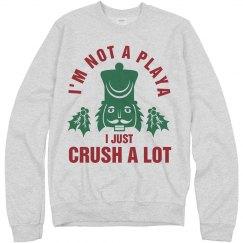 Crush A Lot Nutcracker