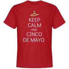 Cinco De Mayo Keep Calm