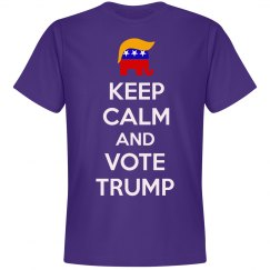 Keep Calm and Vote Trump