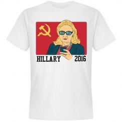 Communist Hillary T-shirt