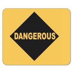 Dangerous Mousepad