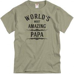 Most amazing Papa