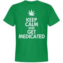 Keep Calm Legal Weed