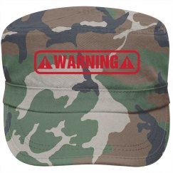 Warning/I'm Here Hat