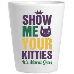 Show Me Your Mardi Gras Kitties