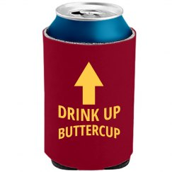 Drink Up Buttercup